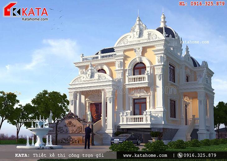 Thiết kế biệt thự tại Hà Nam