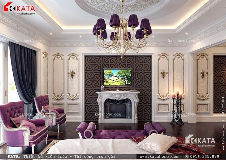 Thiết kế nội thất đẹp cho phòng ngủ 1