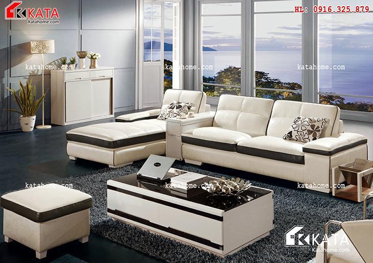 Mẫu thiết kế Sofa cho phòng khách số 4