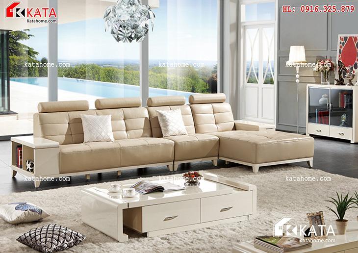 Mẫu thiết kế Sofa cho phòng khách số 3