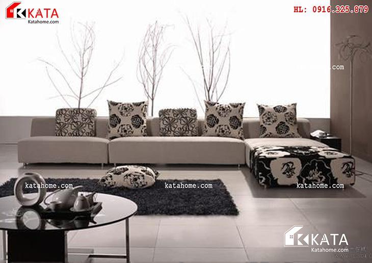 Mẫu thiết kế Sofa cho phòng khách số 5