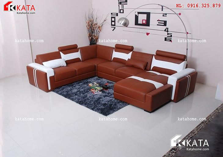 Mẫu thiết kế Sofa cho phòng khách số 9