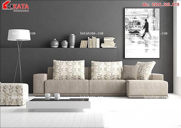 Mẫu thiết kế Sofa cho phòng khách số 10