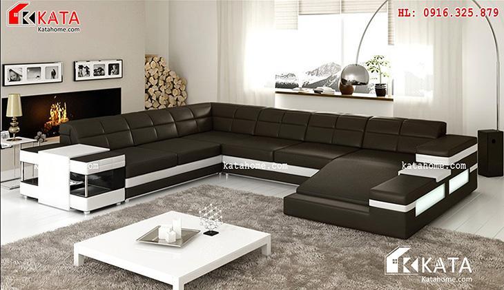 Mẫu thiết kế Sofa cho phòng khách số 15