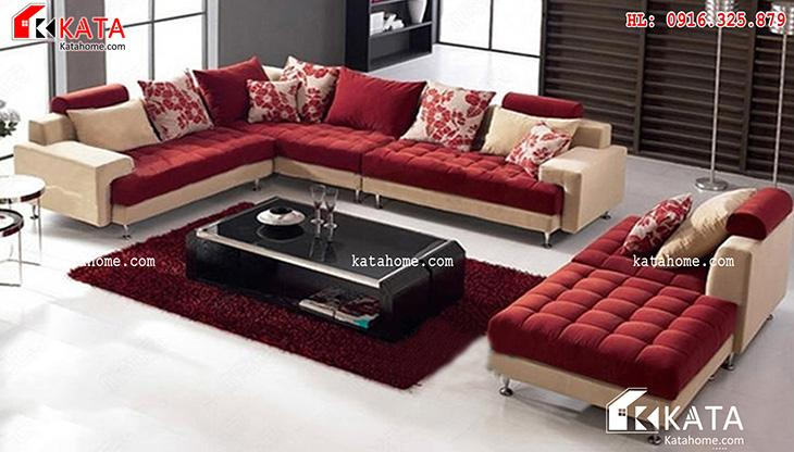 Mẫu thiết kế Sofa cho phòng khách số 16