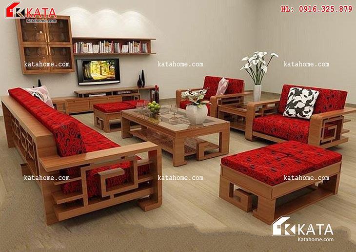 Mẫu thiết kế Sofa cho phòng khách số 19
