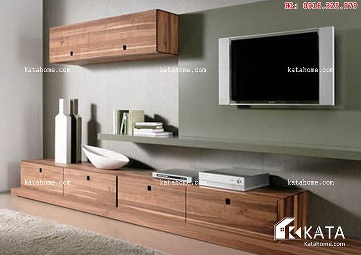 Katahome.com - Mẫu kệ Tivi đẹp, sản xuất đồ gỗ nội thất (8)