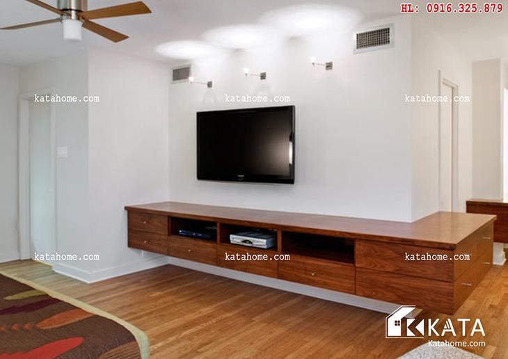 Katahome.com - Mẫu kệ Tivi đẹp, sản xuất đồ gỗ nội thất (10)