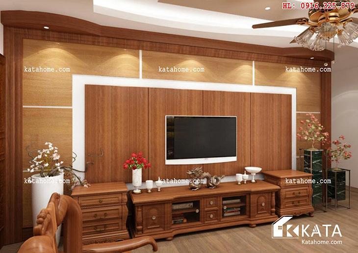 Katahome.com - Mẫu kệ Tivi đẹp, sản xuất đồ gỗ nội thất (11)