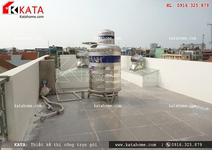 Thi công nhà ở trọn gói với mẫu biệt thự 3 tầng - Mã số: TC 13013 (25)