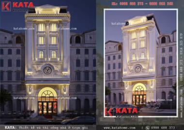 Mẫu khách sạn đẹp 3 sao tân cổ điển tại Đà Nẵng cuốn hút tại mọi góc nhìn