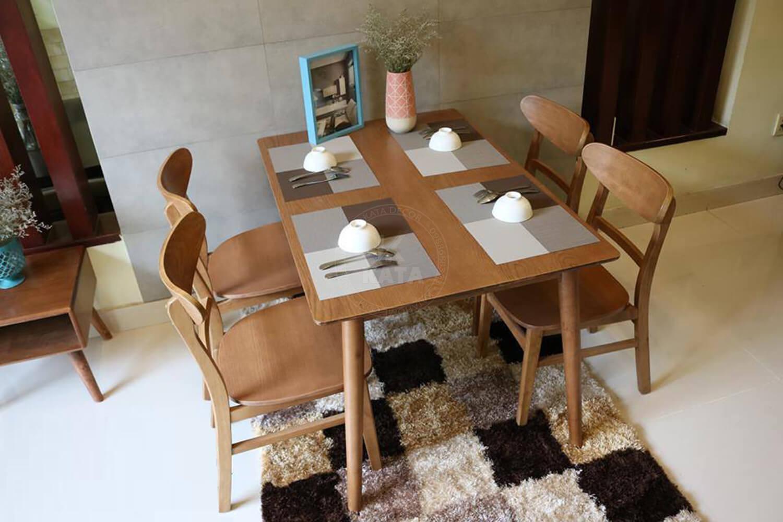 Mẫu bàn ăn Mango đẹp hiện đại - 8