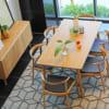 Mẫu bàn ăn Mango đẹp hiện đại