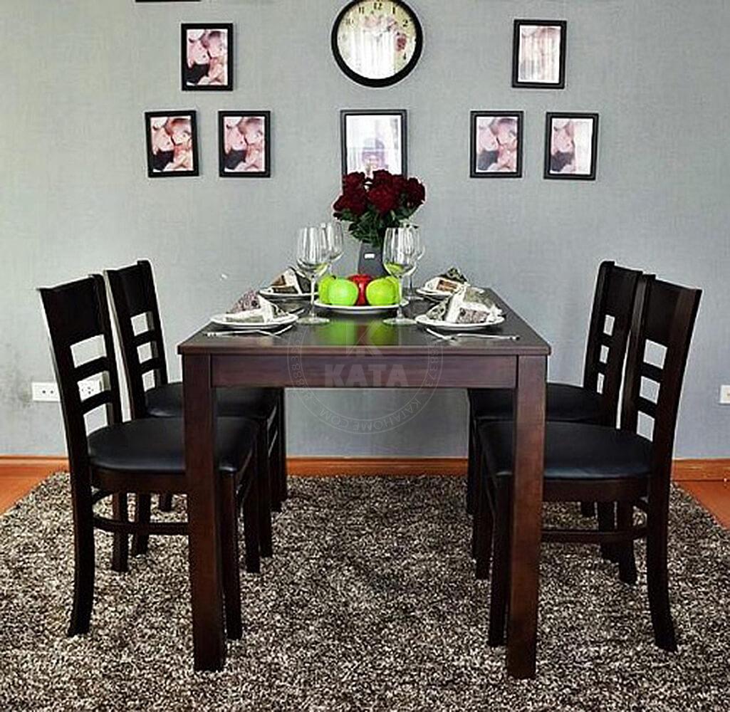 Bộ bàn ăn Mostar phá cách cho không gian nội thất phòng khách - 9