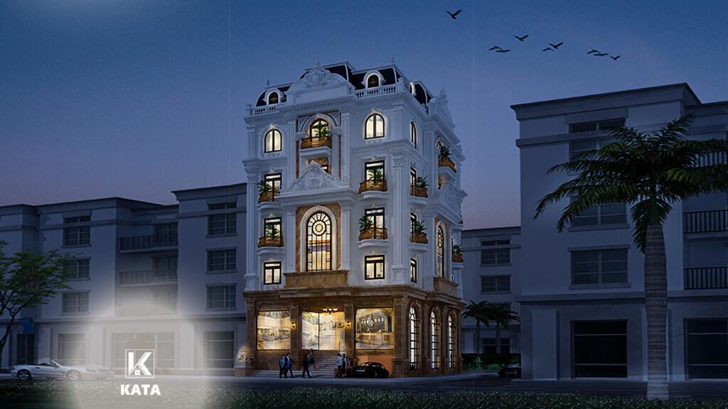 Mẫu thiết kế nhà ở đẹp tại kiến trúc KATA