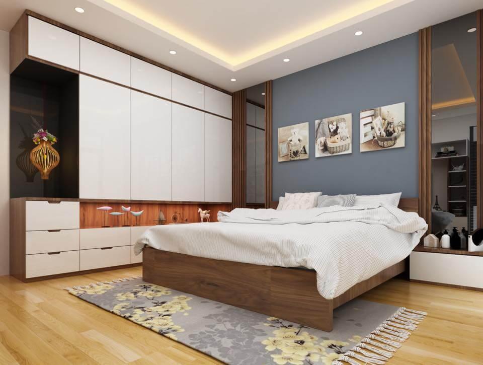 Nội thất phòng ngủ gia đình đẹp BT 21109