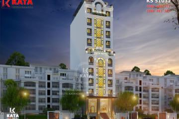 Thiết kế khách sạn 3 sao KS 51032