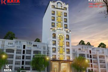 Thiết kế khách sạn 3 sao mini KS 51032