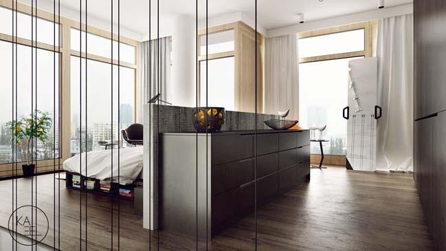 Phòng ngủ đầy đủ những chi tiết cần thiết sẽ tạo ra không gian lý tưởng