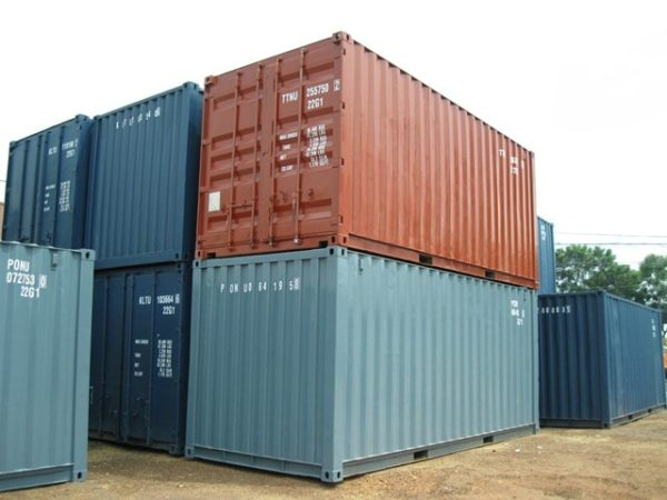 Đặc tính và kích thước Container 20 feet hàng khô