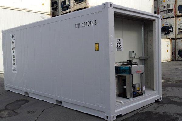 Đặc tính và kích thước Container 20 feet cách nhiệt