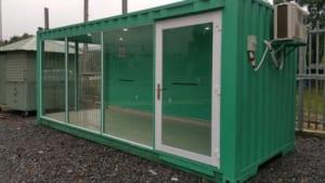 Văn phòng container giá rẻ