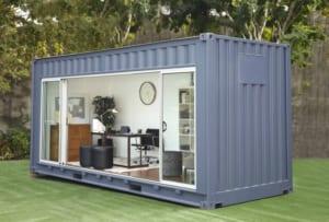 Những văn phòng tuyệt đẹp làm từ Container