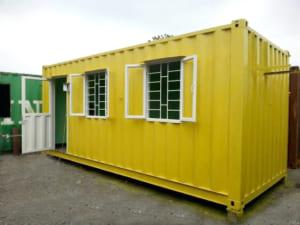 Container văn phòng giá rẻ tại Hải Phòng