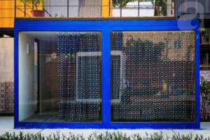 Mỗi phòng đều có rèm dày để che nắng và đảm bảo sự riêng tư