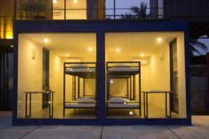 Phòng dorm loại 4 giường giá 180k