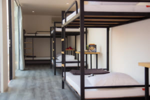 Phòng Dorm loại 8 giường