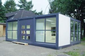 Những văn phòng container được thiết kế khoa học, trang trí đẹp mắt