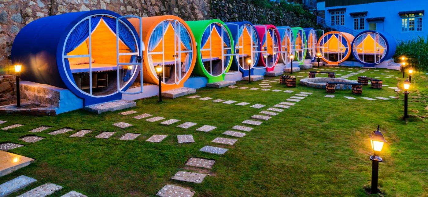 Nhà ống ở Đà Lạt - Khách sạn giá rẻ