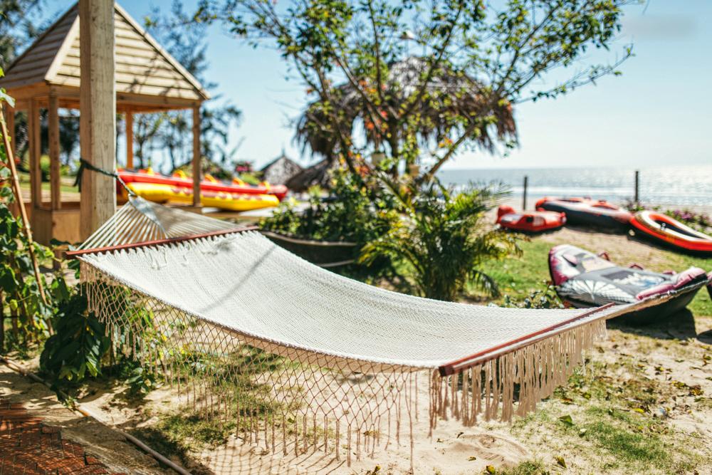 Nhà gỗ Mỹ Sơn tại Bình Thuận - Khách sạn giá rẻ - 5