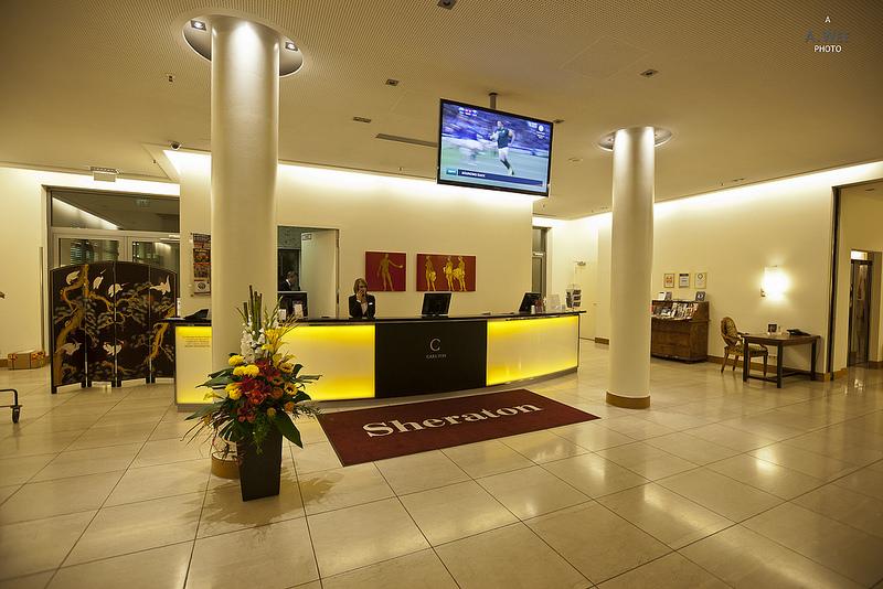 """""""Sang chảnh"""" với các mẫu thiết kế sảnh khách sạn đẳng cấp - 9"""