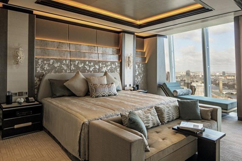 Thiết kế - thi công nội thất phòng ngủ khách sạn 5 sao cần lưu ý đến việc lựa chọn màu sắc - 2