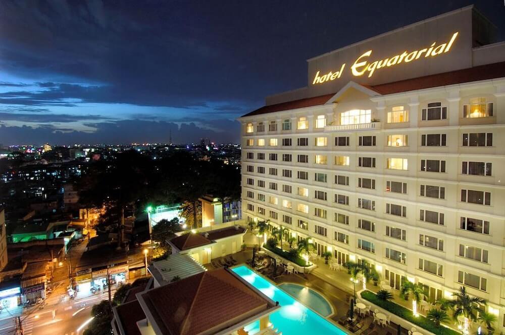 Hotel Equatorial Ho Chi Minh City - Khách sạn quận 5 giá rẻ