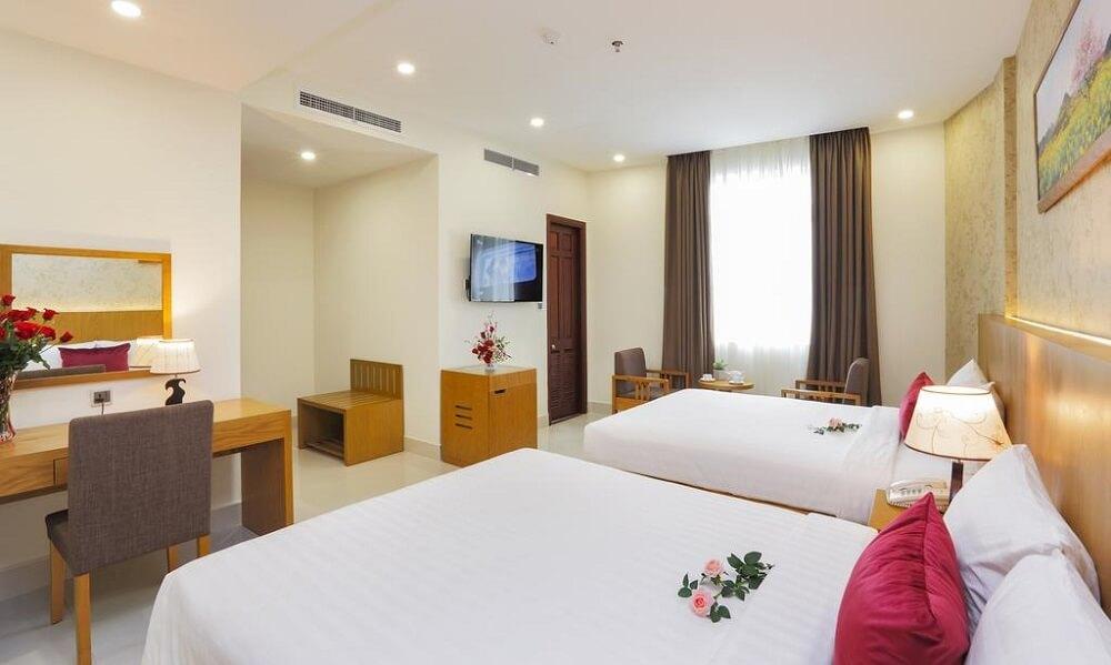 Golda Hotel - Khách sạn quận 5 giá rẻ