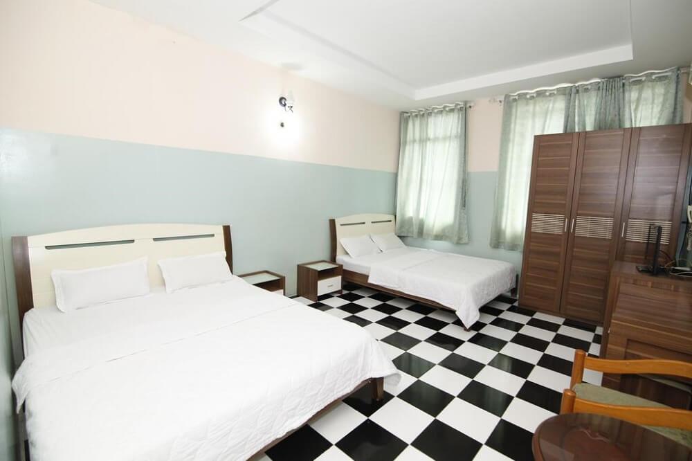 Sao Mai Hotel - Khách sạn quận 5 giá rẻ