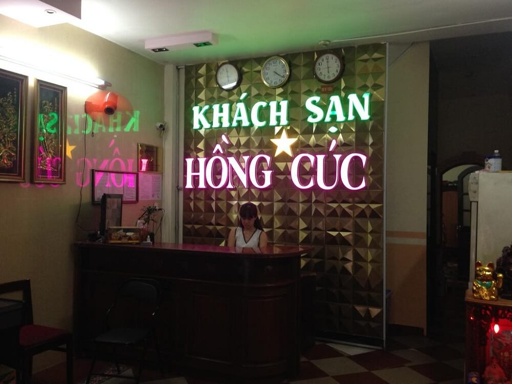 Hong Cuc Hotel - Khách sạn quận 5 giá rẻ