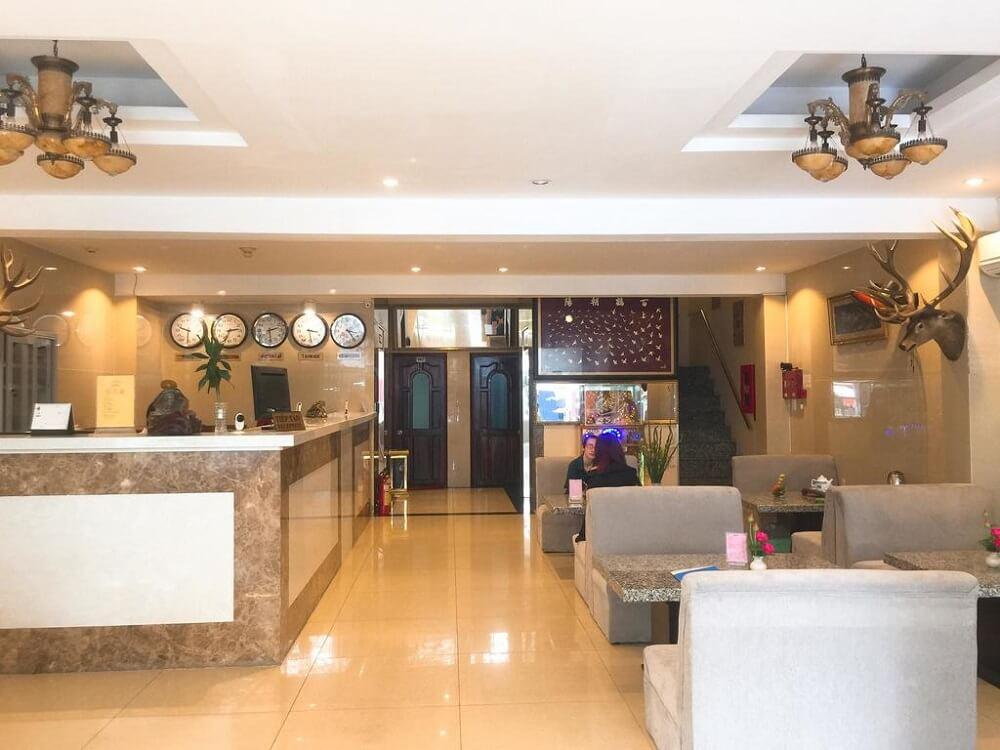 Tan Thu Do 2 Hotel - Khách sạn quận 5 giá rẻ