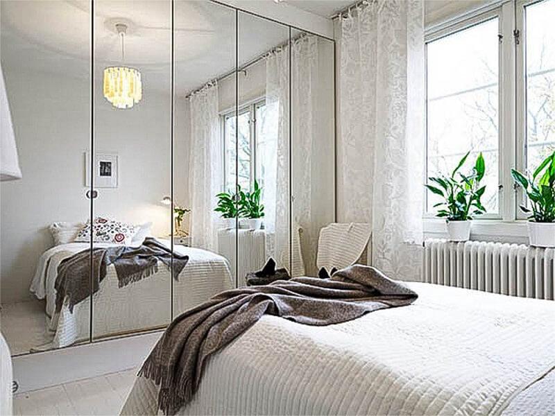 Gương - Trang trí phòng ngủ