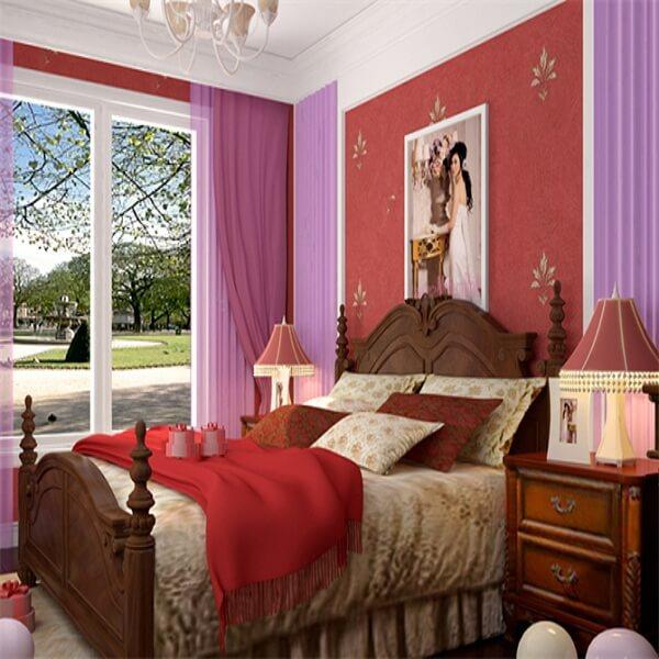 Rèm cửa - Trang trí phòng cưới