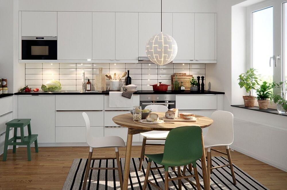 Phòng ăn - Những lưu ý khi muốn có không gian nội thất nhà đẹp