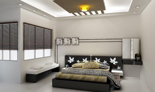 Thiết kế nội thất chung cư theo phong cách kiến trúc hiện đại Châu Âu