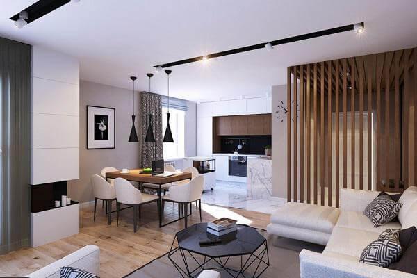 Thiết kế nội thất chung cư theo phong cách kiến trúc Mỹ