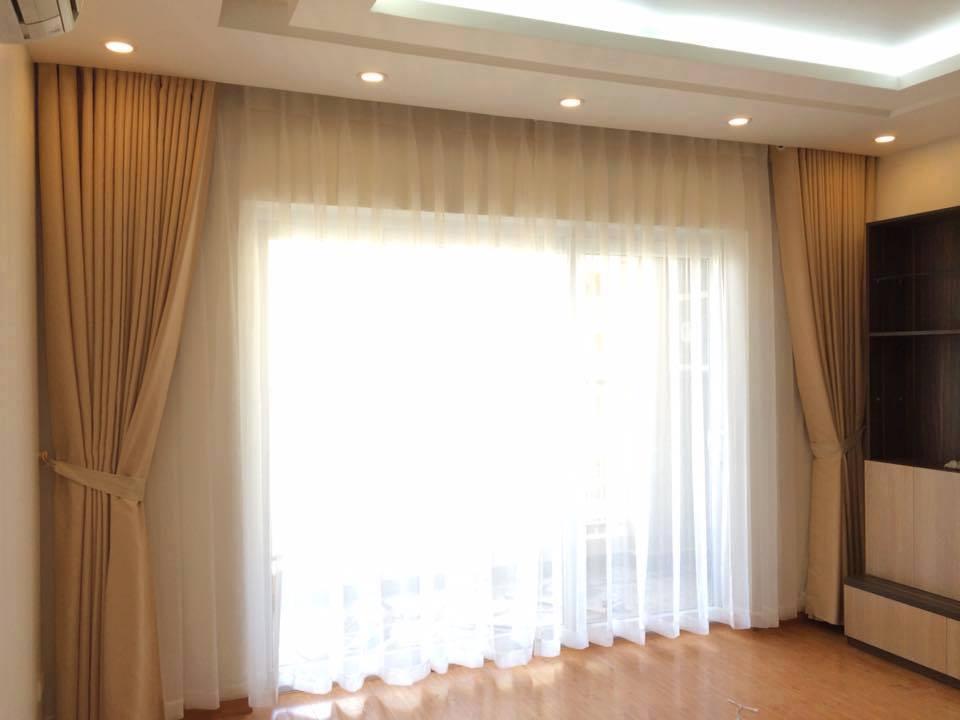 Lựa chọn rèm cửa đẹp theo phong cách kiến trúc hiện đại