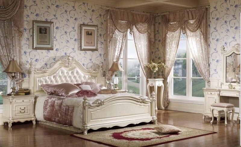 Rèm nữ hoàng phong cách tân cổ điển - Rèm cửa đẹp