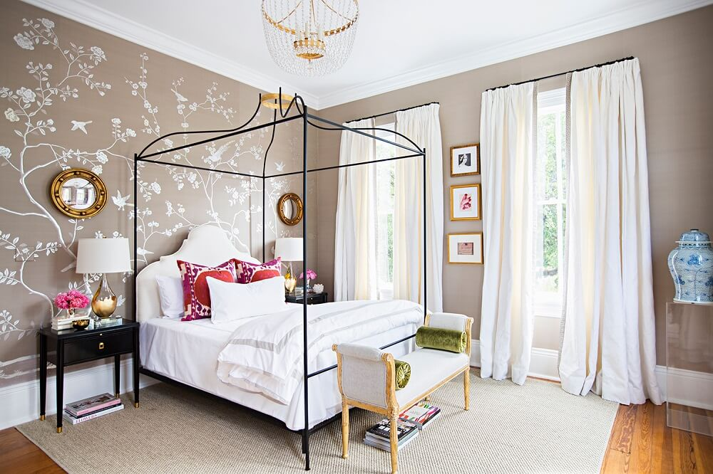 Cách trang trí phòng ngủ sao cho hợp Phong Thủy - 1