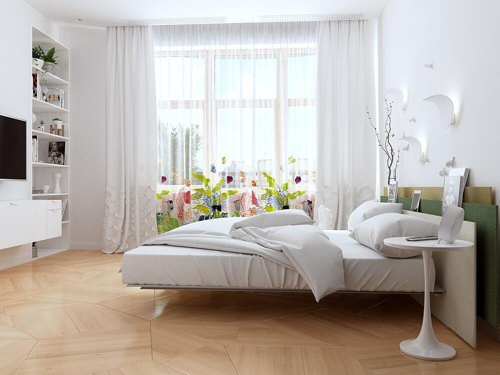 Cách trang trí phòng ngủ sao cho hợp Phong Thủy - 2